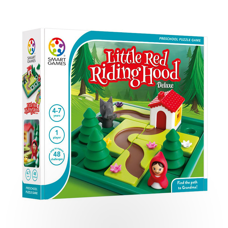 Galvosūkis Little Red Riding Hood Deluxe