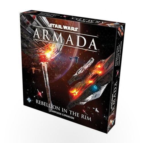 Stalo žaidimas Star Wars: Armada – Rebellion in the Rim
