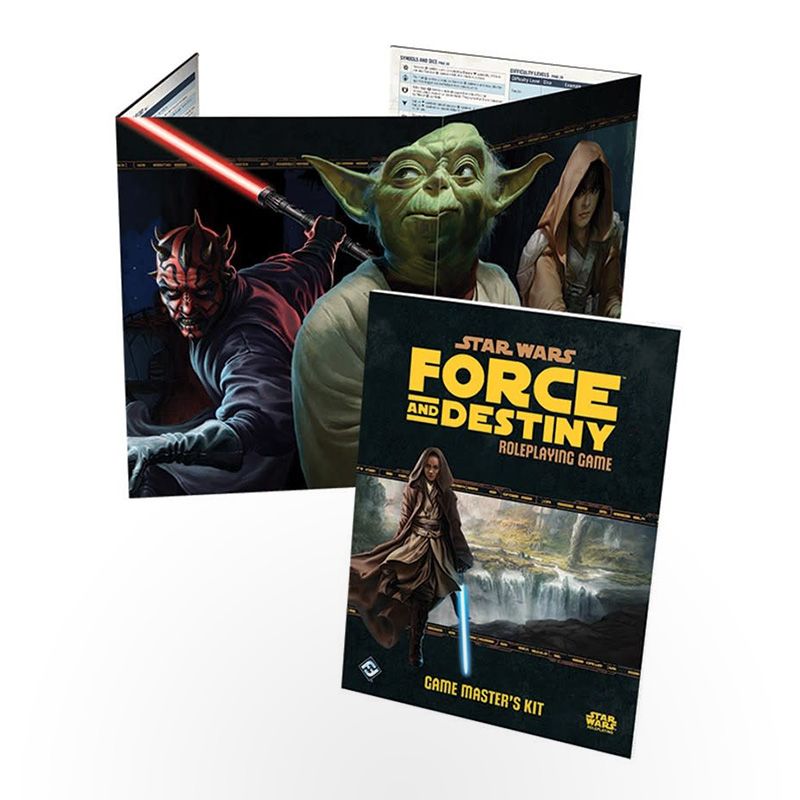 Star Wars RPG: Force and Destiny GM's Kit