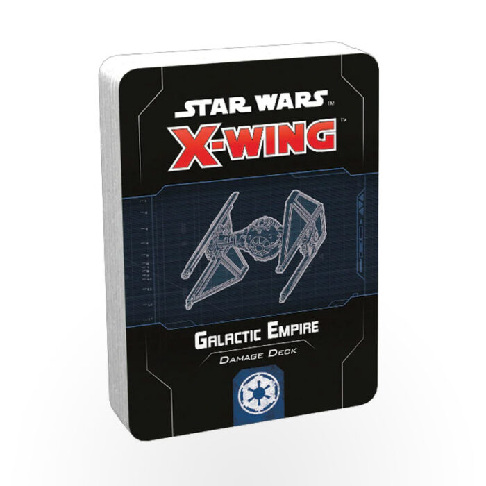 Star Wars: X-wing - Damage Deck: Galactic Empire