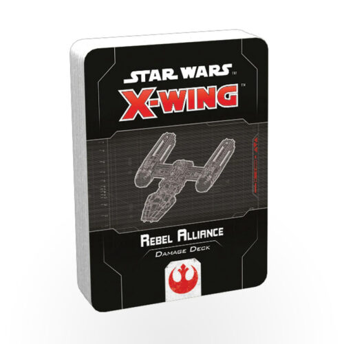Star Wars: X-wing - Damage Deck: Rebel Alliance