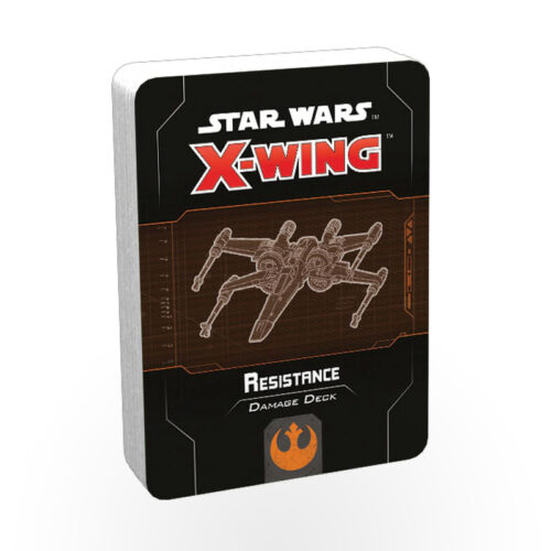 Star Wars: X-wing - Damage Deck: Resistance