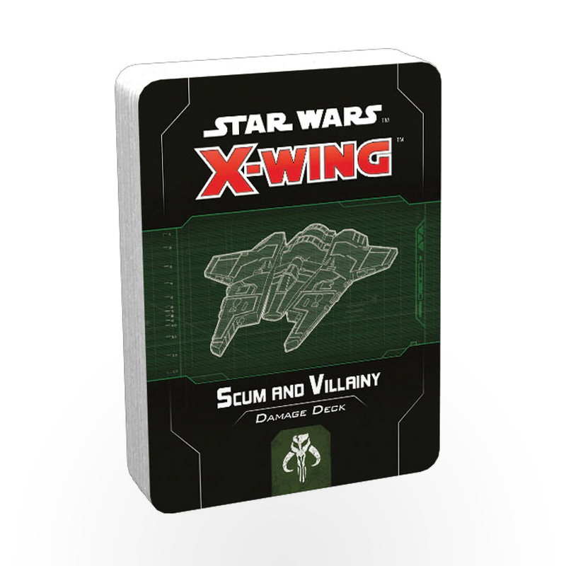 Star Wars: X-wing - Damage Deck: Scum and Villainy