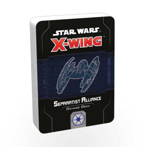 Star Wars: X-wing - Damage Deck: Separatist Alliance