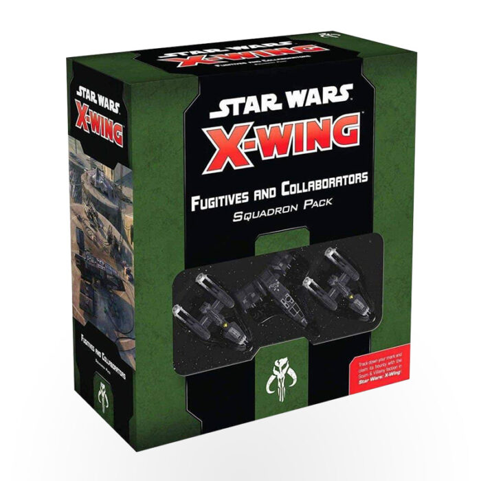 Star Wars: X-Wing – Fugitives and Collaborators