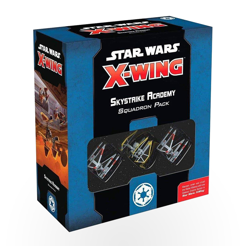 Star Wars: X-Wing – Liquid Academy