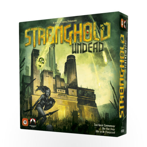 Stalo žaidimas Stronghold: Undead (Second Edition)