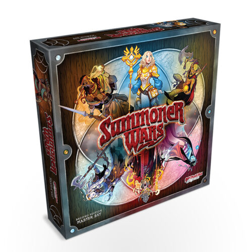 Stalo žaidimas Summoner Wars: Master Set (English second edition)