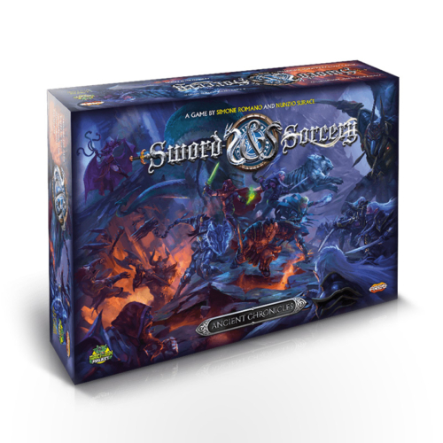 Stalo žaidimas Sword & Sorcery - Ancient Chronicles Core Set