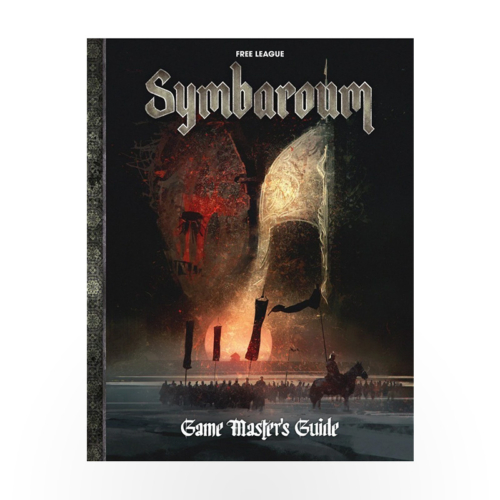 Vaidmenų žaidimas Symbaroum: Advanced Player's Guide
