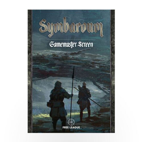 Symbaroum: Game Master's Screen