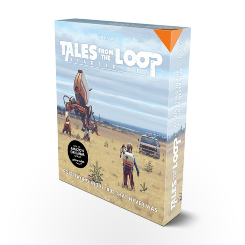 Tales from The Loop (80s Era) Starter Set