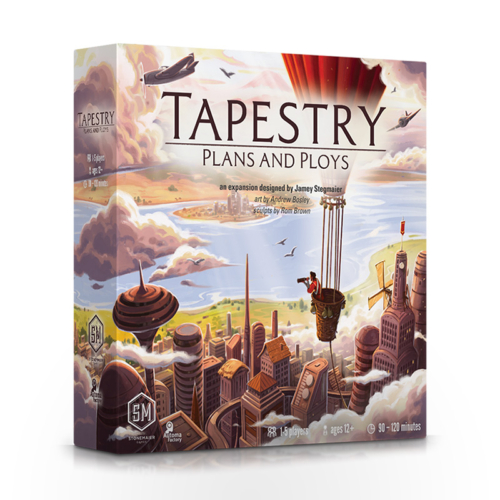 Stalo žaidimas Tapestry: Plans & Ploys
