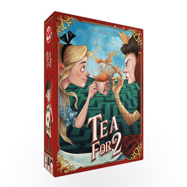 Board game Tea For 2