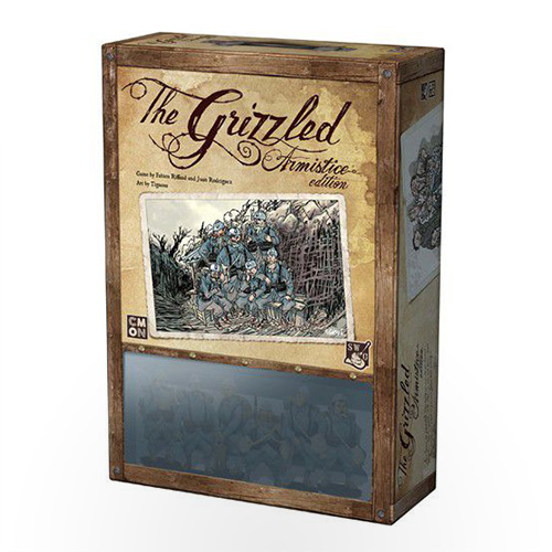Stalo žaidimas The Grizzled: Armistice Edition