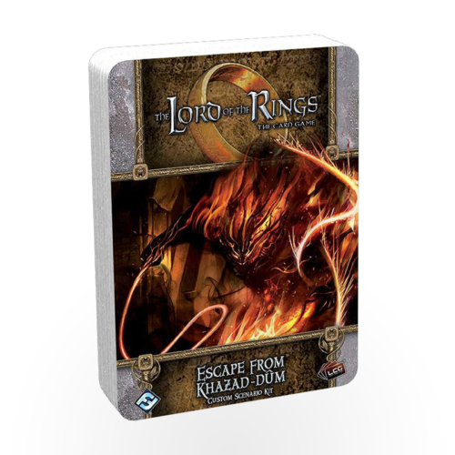 Stalo žaidimas The Lord of the Rings: The Card Game - Escape from Khazad-dum Custom Scenario