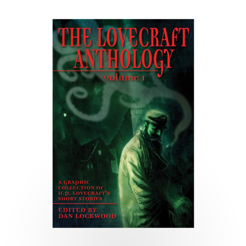 The Lovecraft Anthology - Volume 1 (Graphic novel)