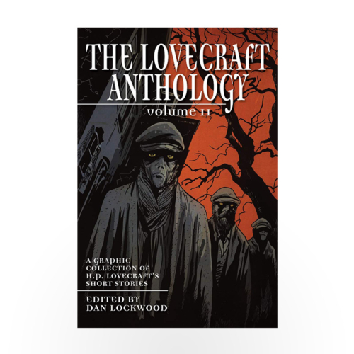 The Lovecraft Anthology - Volume 2 (Graphic novel)