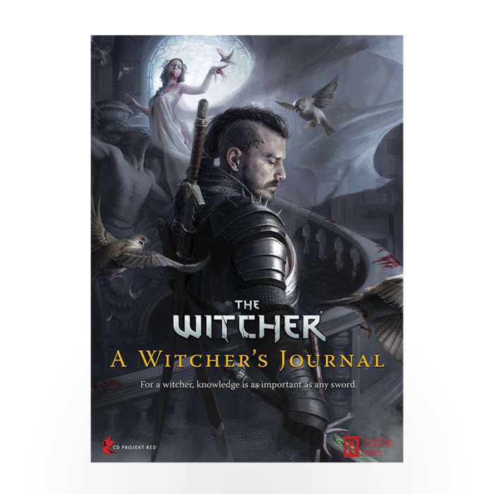 The Witcher TRPG: A Witcher's Journal