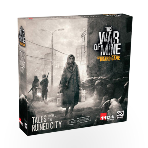 Stalo žaidimas This War of Mine: Tales from the Ruined City