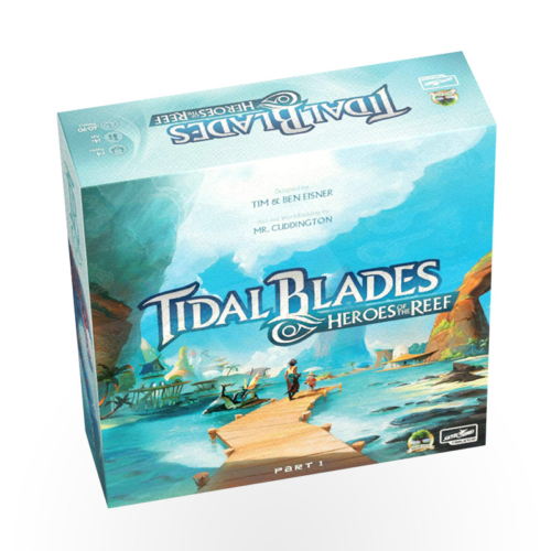 Stalo žaidimas Tidal Blades: Heroes of the Reef