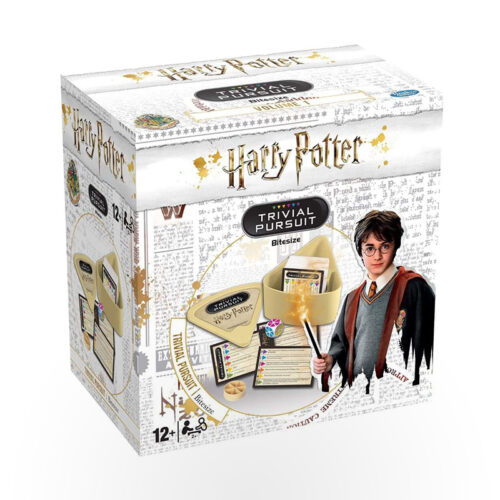 Stalo žaidimas Trivial Pursuit Harry Potter