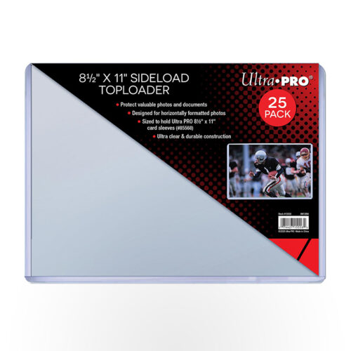 Ultra-Pro Clear Toploader (21,59 x 27,94 cm)