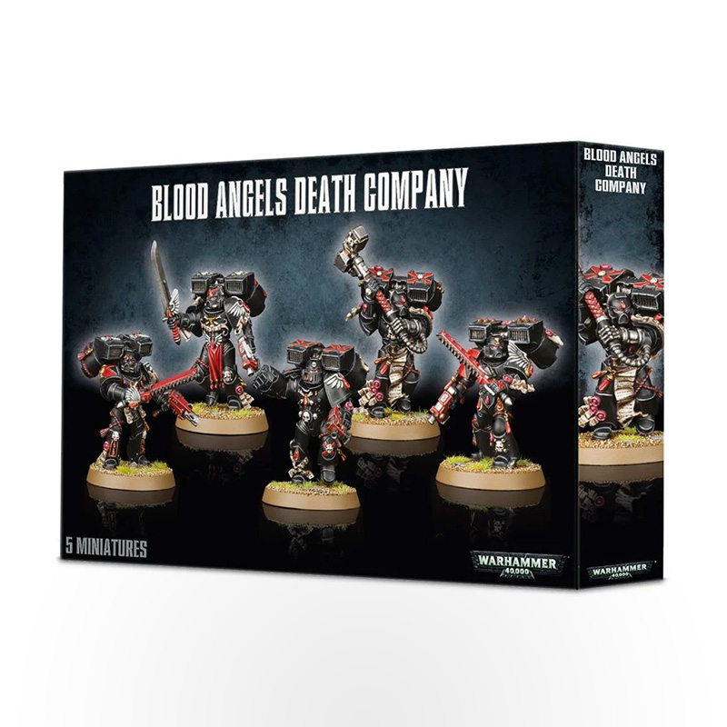 WARHAMMER 40000 Blood Angels: Death Company