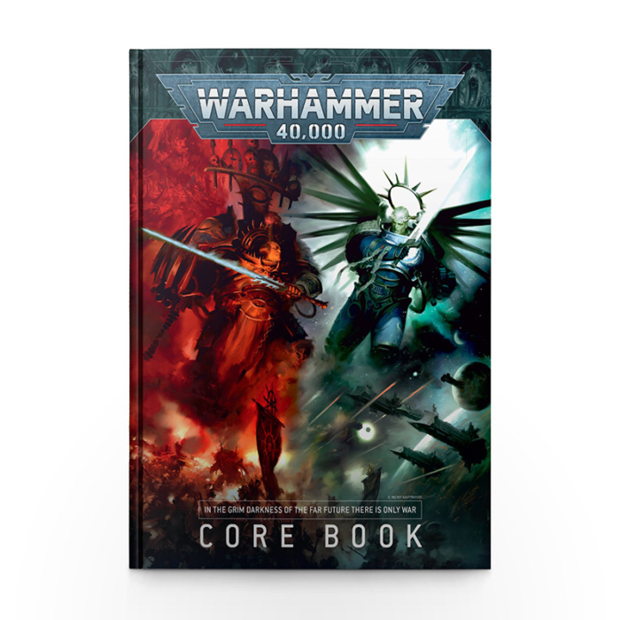 WARHAMMER 40000 Core Rulebook (9th edition)