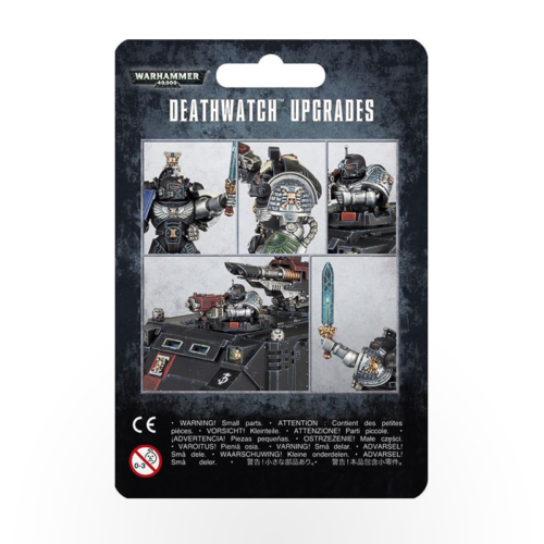 Warhammer 40000 Deathwatch Upgrade Frame