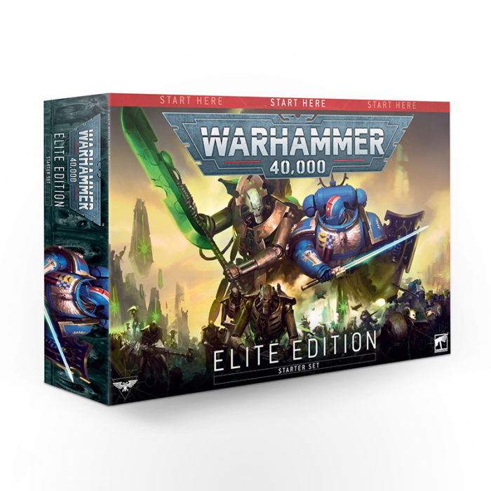 WARHAMMER 40000 Elite Edition Starter Set