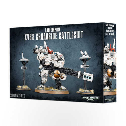 Warhammer 40000 - Tau Empire XV88 Broadside Battlesuit