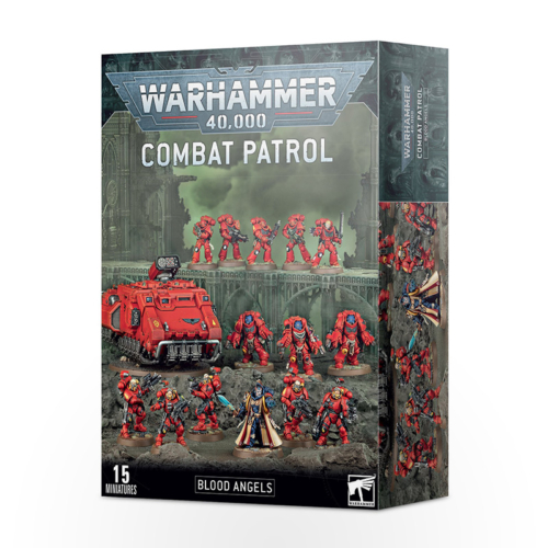 Warhammer 40000 – Blood Angels Combat Patrol