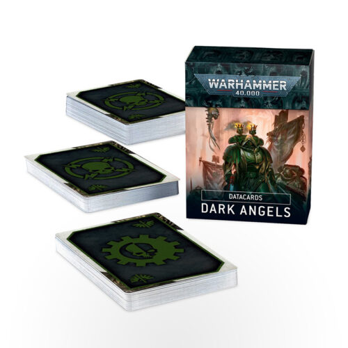 Warhammer 40000 - Datacards: Dark Angels