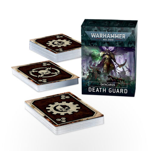 Warhammer 40000 - Datacards: Death Guard