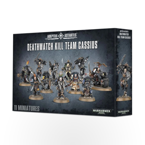 Warhammer 40000 Deatwatch Kill Team Cassius