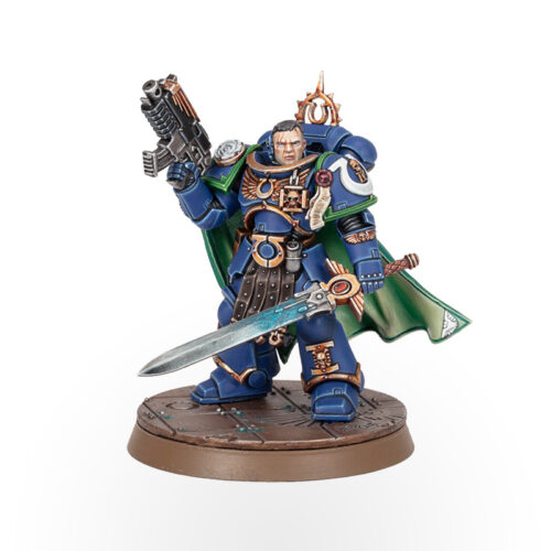 Warhammer 40000 - Space Marines - Captain Uriel Ventris