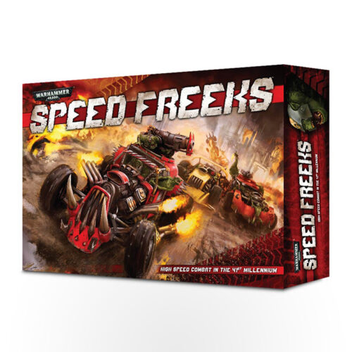 Warhammer 40000 – Speed Freaks