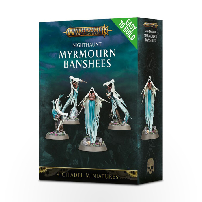 Warhammer Age of Sigmar - Nighthaunt Spirit Hosts