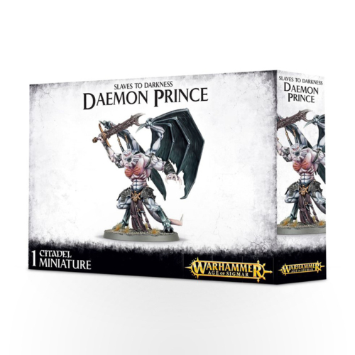 Warhammer Age of Sigmar - Slaves to Darkness: Daemon Prince