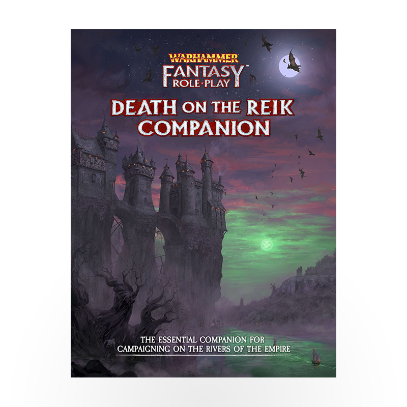 Warhammer Fantasy Roleplay: Enemy Within - Volume 2: Death on the Reik Companion