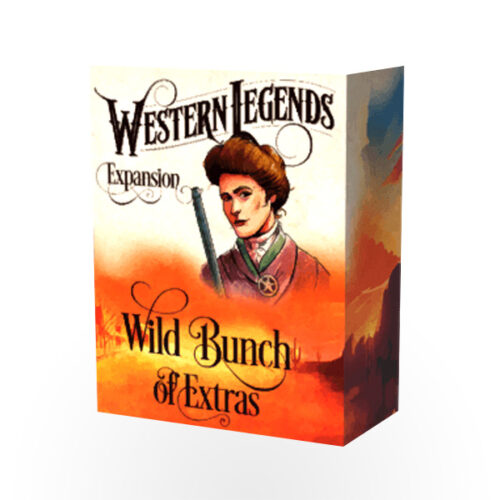 Stalo žaidimas Western Legends: Wild Bunch of Extras