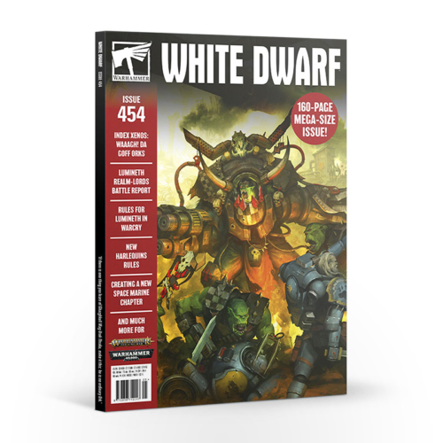 White Dwarf #454 June