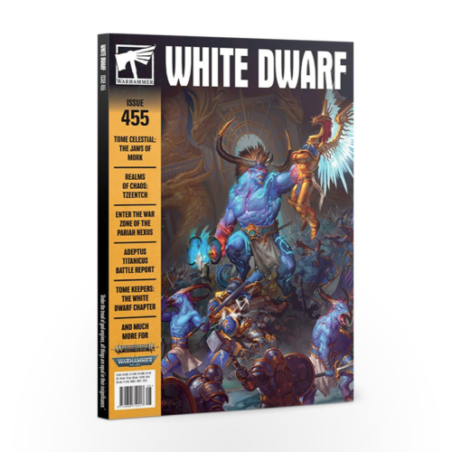 White Dwarf Issue 245
