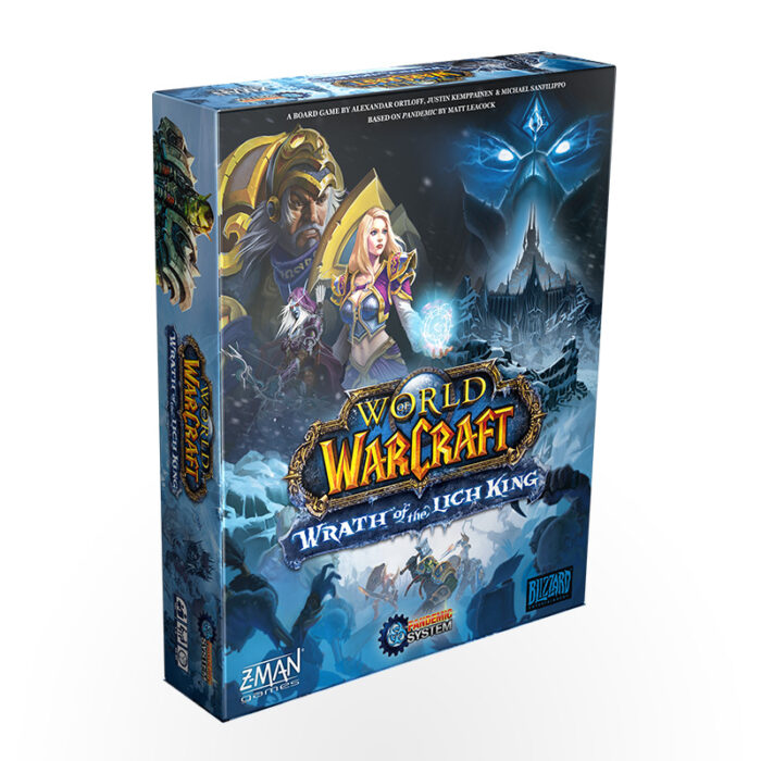 Stalo žaidimas World of Warcraft: Wrath of the Lich King - Pandemic Game