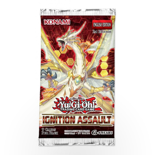 Yu-Gi-Oh! TCG: Ignition Assault Booster