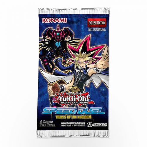 Yu-Gi-Oh! TCG: Speed Duels - Trials of the Kingdom Booster